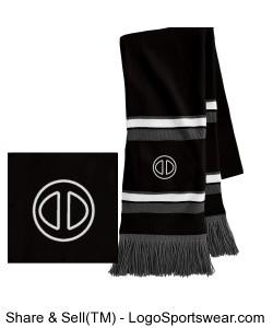 Comeback Scarf from Holloway Design Zoom